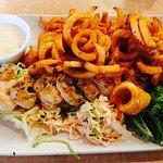 Wood Fired Shrimp Skewer