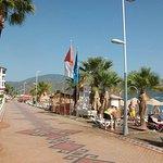 Real nice beach-promenad; pack good walking-shoes...
