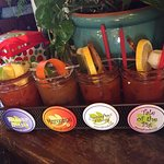 Bloody Mary flight