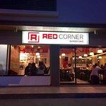 Red Corner Burger Cafe