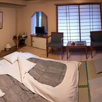 Panorama of the Japanese (Suite) room