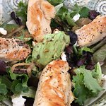 Pool-Side Chicken Salad