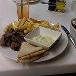 Lamb Yiros