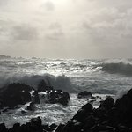 Storm Watching from Ucluelet