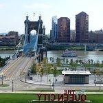 View across the Ohio River into Kentucky
