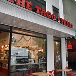 The Taco Stand downtown mid afternoon is a great time to visit