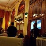 Inside Delirio's Restaurant