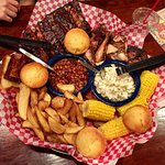 The BBQ Feast for 4 to 5 people
