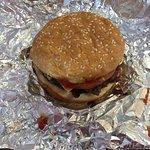 Small Bacon Cheeseburger