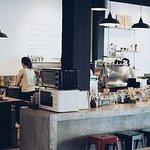 ภาพถ่ายของ Factory Espresso Bar