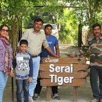 @ Serai tiger camp leaving with fond memories