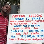 The museum gallery offers a heap of lessons - African cuisine, painting and drumming lessons.