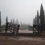 Niebla para ambientar...