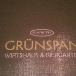 Photo of Plachutta's Grunspan