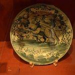 plato museo ceramica