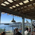 View from Sam's Chowder House