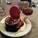 Black Forest Cake w/ Presidente Brandy