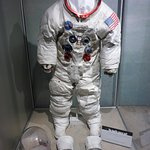 Armstrong's Moon Suit
