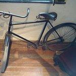 Bicicleta de Zorilla