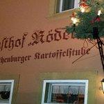 Foto di Gasthof Rodertor Restaurant