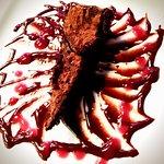 Flourless Chocolate Tort - Yum!
