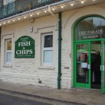Best fish and chips in Swanage