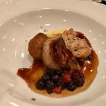 Foie Gras and Veal Sweetbread