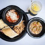 The perfect southern food for our wedding day.