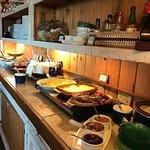 Beautiful quiet cute little Inn.  Breakfast is a beautiful spread.  Room is clean and appropriat