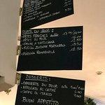 De bons plats typiquement italiens et renouvelés