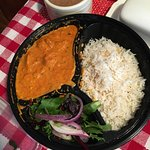 Take out! - Chicken Tikka Masala - Tandoori Chicken - Chicken Tikka - Chicken Hariyali