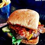 Smoke and Pepper Burger