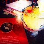 Fruity Mai Thai Drink
