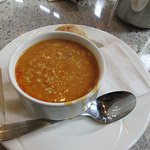 Shaw Cafe & Wine Bar - my bean soup