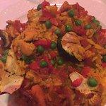 Very good paella!!