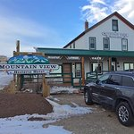 Mountain View Hotel (Centennial, Wyoming)