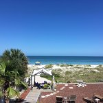 views from beachfront apt #3 or #4   at Sun n Fun beachfront Rentals