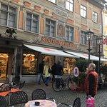 Foto van Eiscafe Hohes Schloss