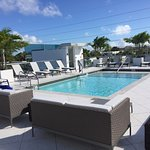 Roof Deck Pool and Pool Bar for Guests Only (235249175)