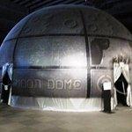 33 ft planetarium dome