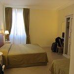 View of room from the door