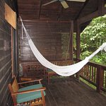 Hammock on your deck