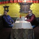 Lhasa Namaste Restaurant. Comfortable nice space.