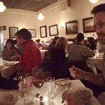 I call this an Italian-style eatery.
