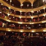 vue du theatre