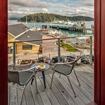 Penthouse 2 Balcony | Friday Harbor Hotel The Island Inn at 123 West