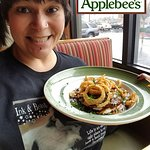 Mashed potatoes and gravy? Yes please!  #deharo70 #Applebees @Applebees #YourNeighborhoodGril