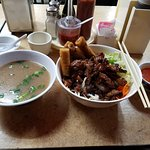 My favorite Pho in Kitsap County.  Great food and reasonable prices.