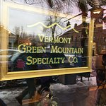 Vermont Green Mountain Specialists Co - sign in front
