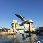 Photo of Numazu Flood Gate Observation Deck View-O